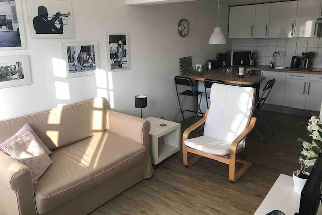 Apartamento popular de 35 m²
