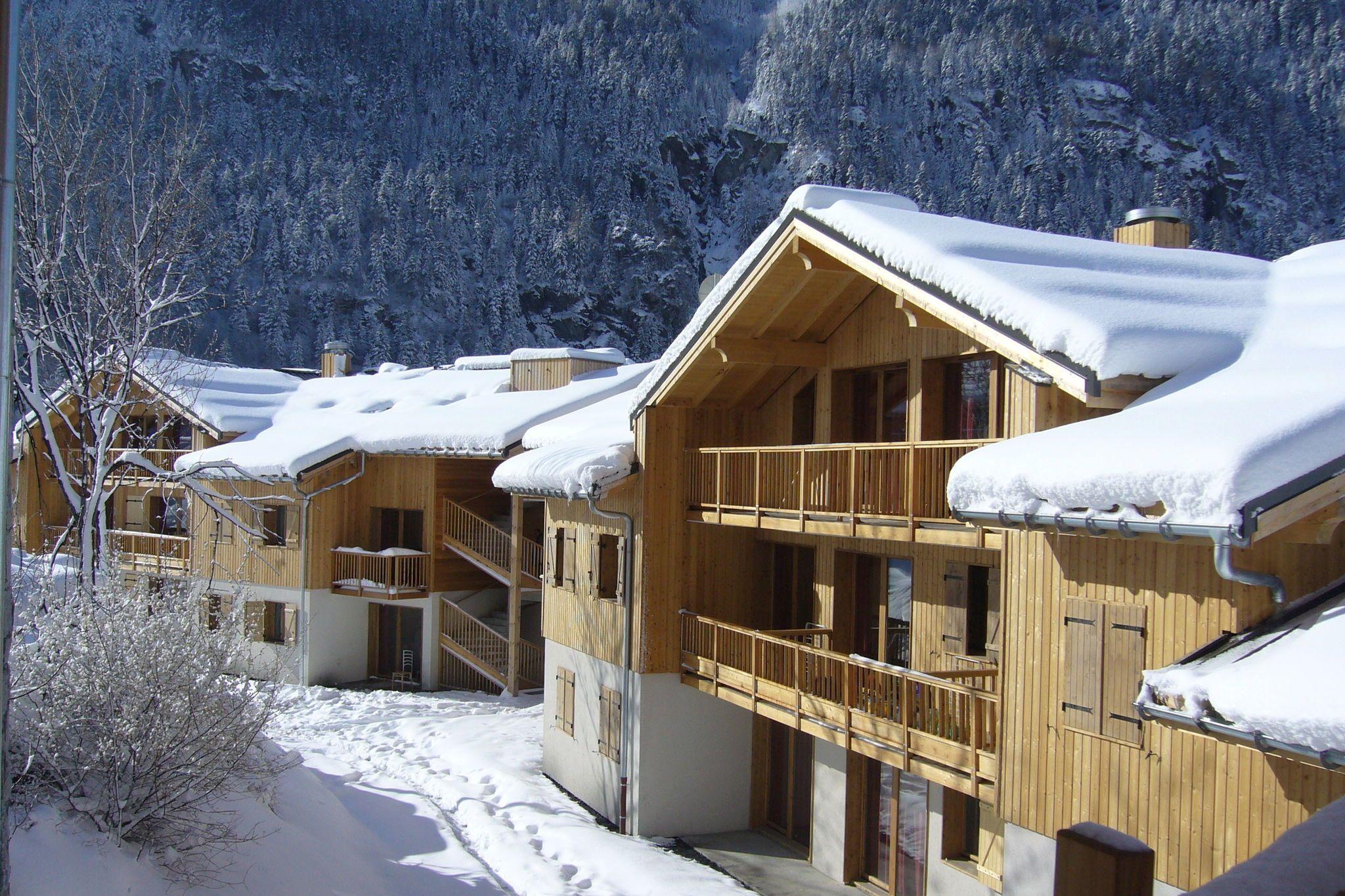 Alojamiento de 32 m² para 4 personas