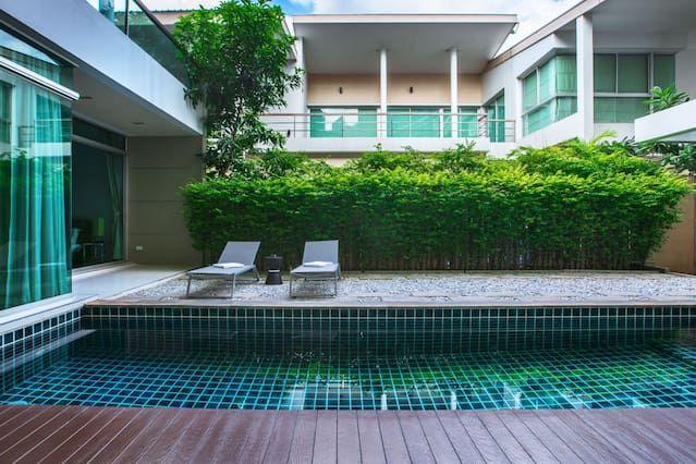Residencia de 1 habitación en Khlong toei