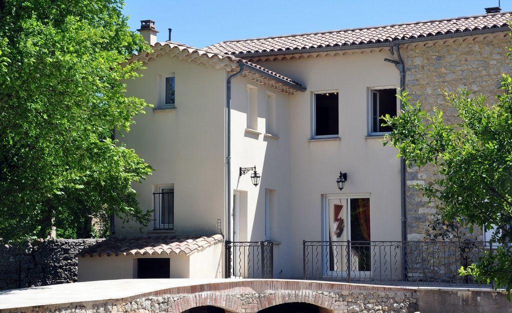 Casa para 7 personas en Boisset et gaujac