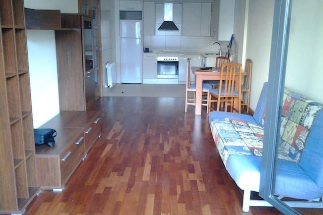 Provisto apartamento en Reus