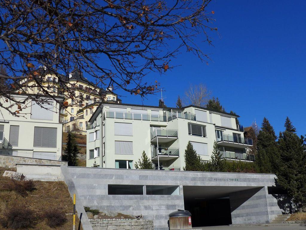 Apartamento equipado en Saint moritz