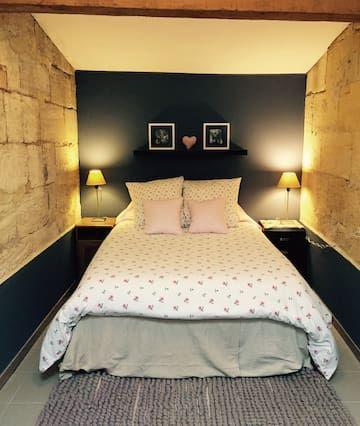 Vivienda de 40 m² para 4 huéspedes