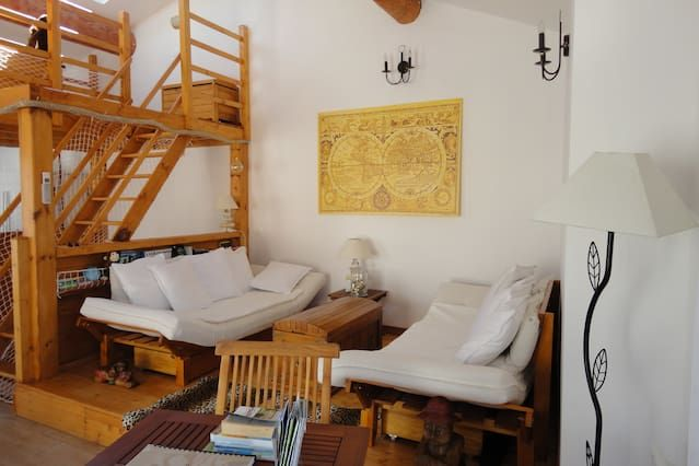 Residencia en Mèze para 6 personas