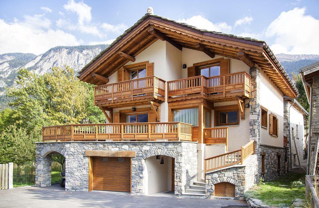 Casa en Sollières-sardières de 4 habitaciones