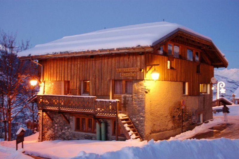 Chalet La Vieille Maison, Sauna, SPA