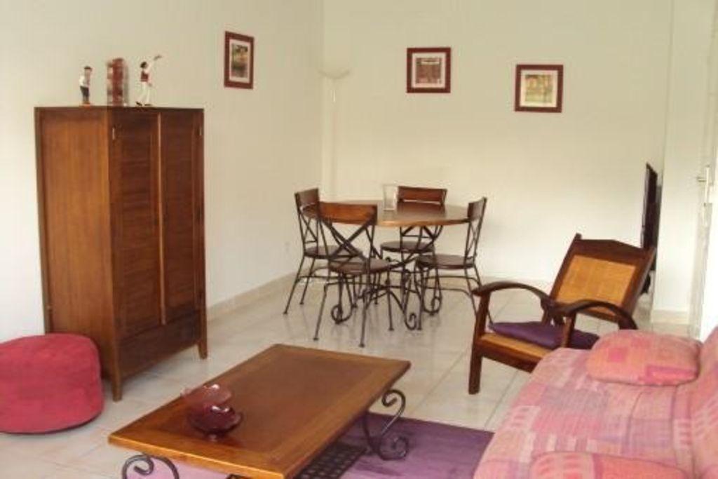 Alojamiento con jardín de 45 m²