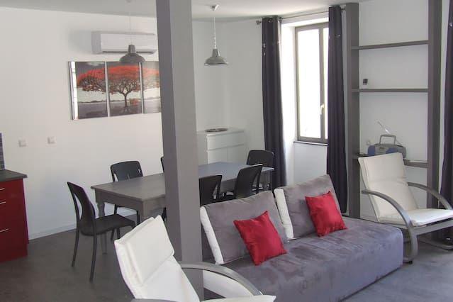 Estupenda vivienda de 80 m²