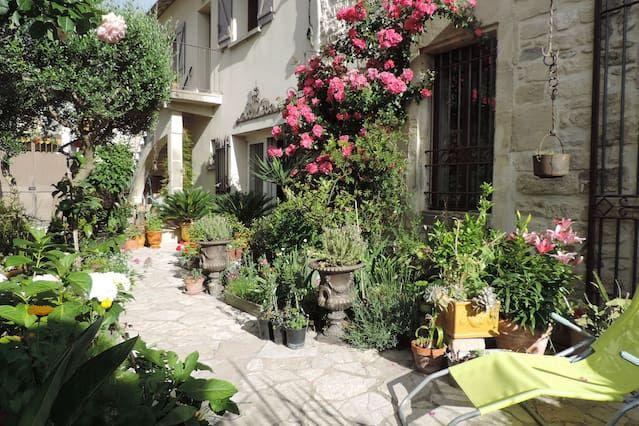 Bel appartement style provençal