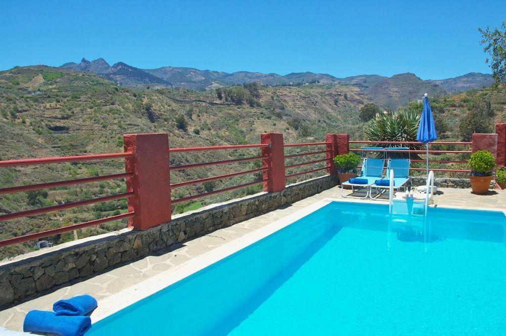Residencia en Vega de san mateo con wi-fi