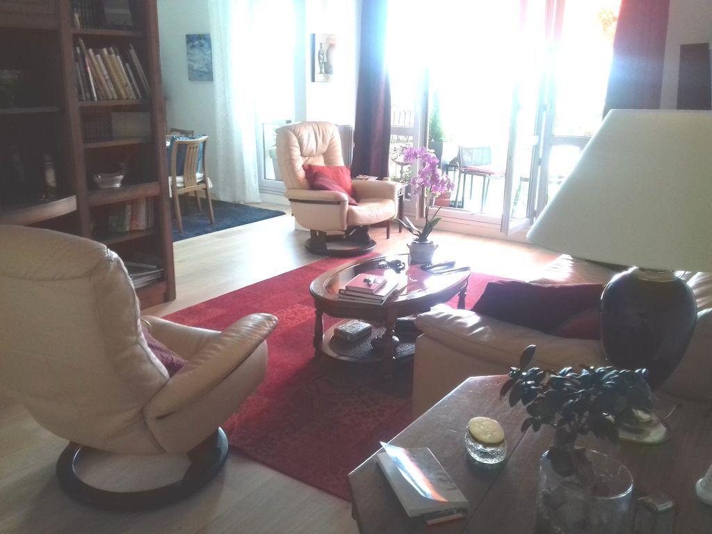 Appartement à La rochelle de 2 chambres