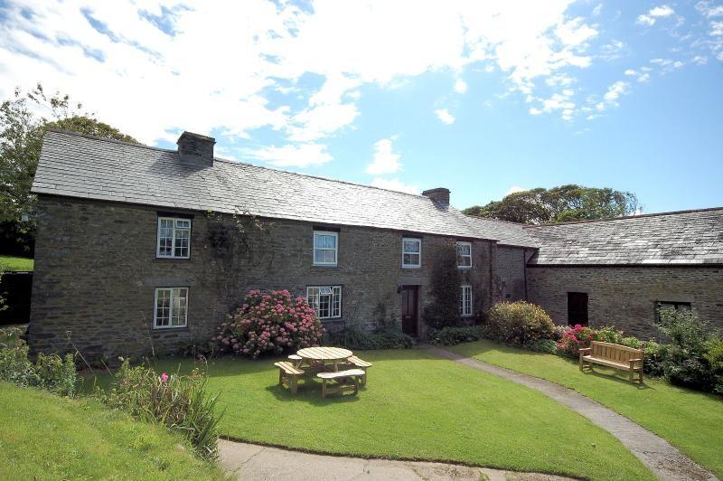 Fentrigan Manor Farmhouse