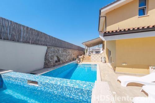 Casa equipada de 500 m²