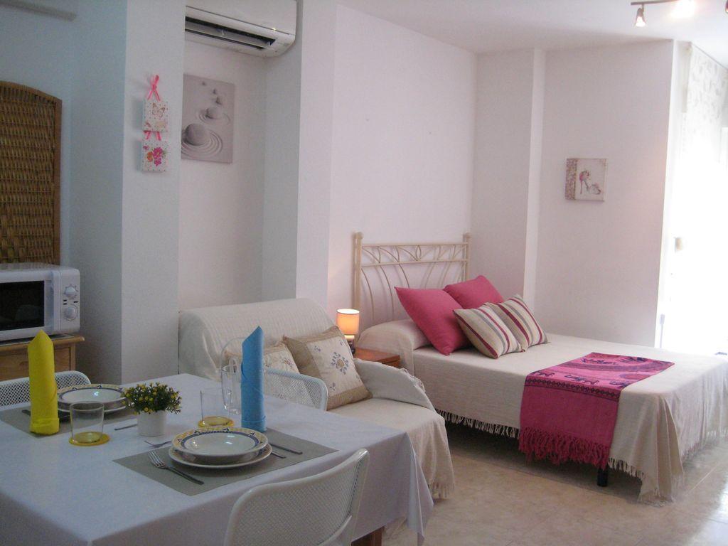 Apartamento de ensueño en Benicarló de 30 metros