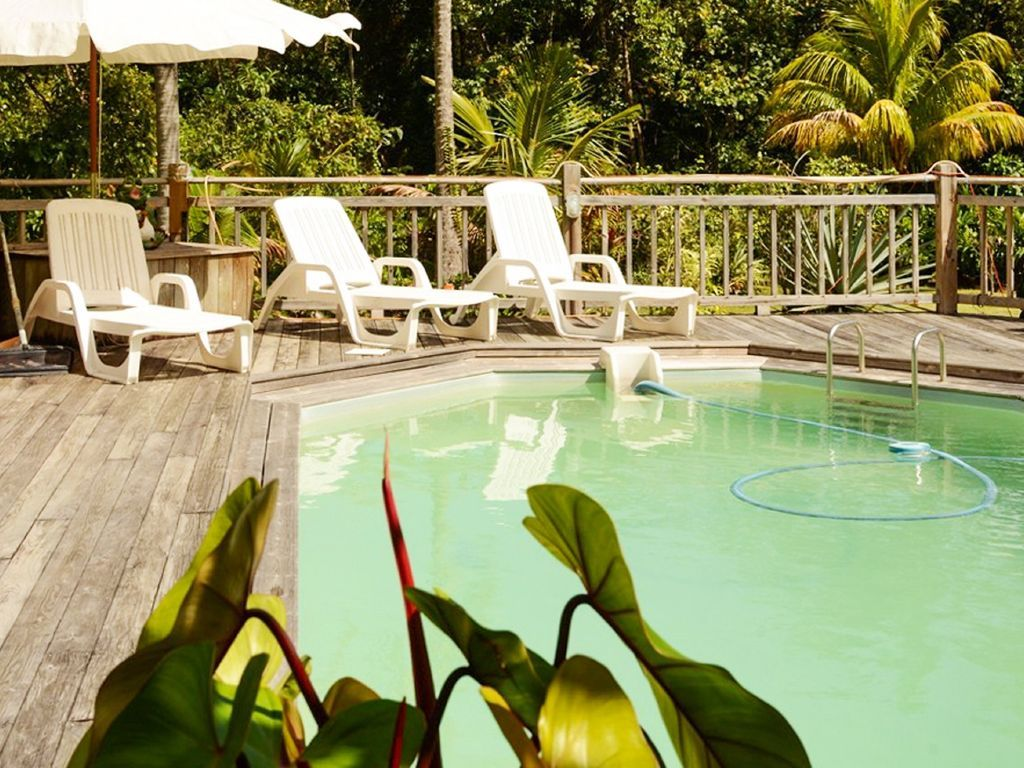 Holiday rental for 7 people with swimming pool