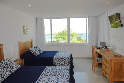 Hogareño alojamiento en Cancún