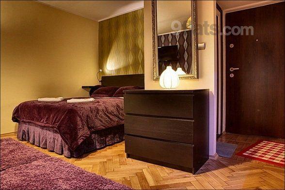 Perfecto apartamento de 30 metros en Varsovia