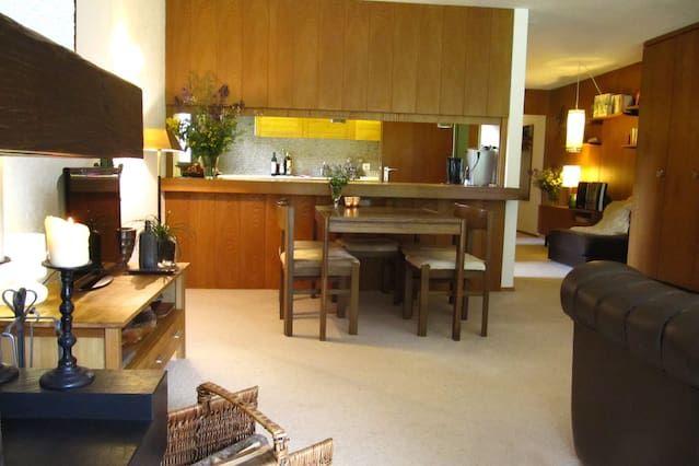 Apartamento en Bergün para 4 huéspedes