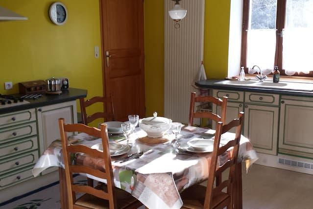 Apartamento de 65 m² para 5 personas