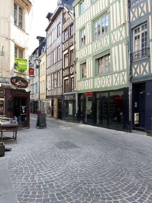 Vivienda en Rouen de 1 habitación