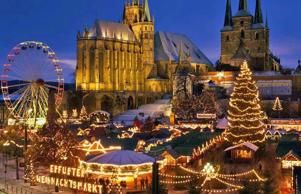 Mercado de Navidad Praga