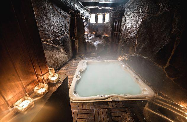 Residencia de 1 habitación con piscina