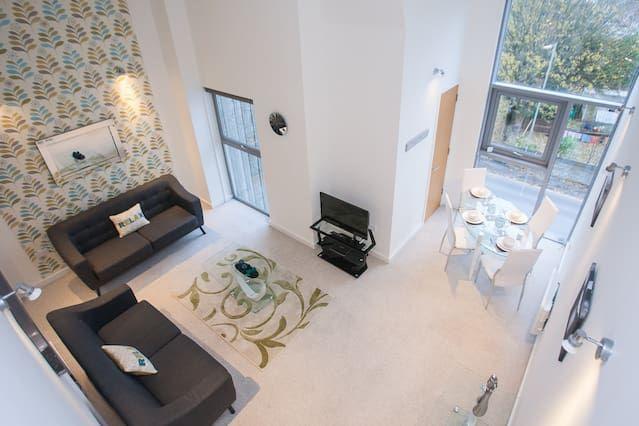 Alojamiento en Swindon de 1 habitación