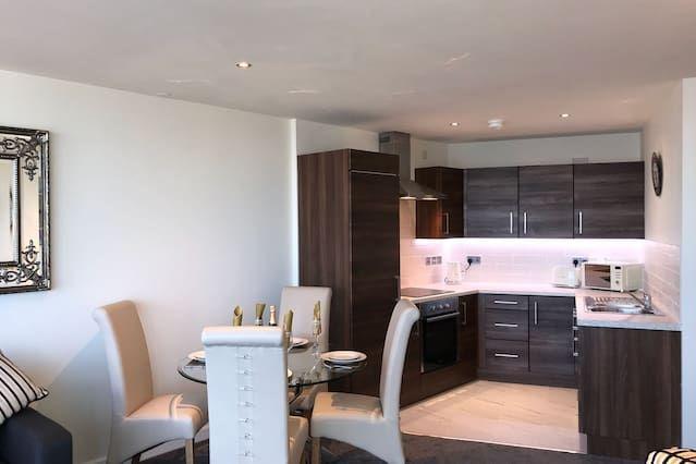 Apartment attractive in Belfast