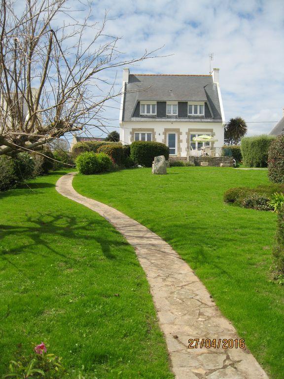Vivienda con jardín en Penmarch