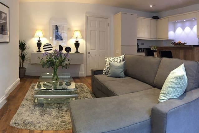 Equipped holiday rental in Winchester