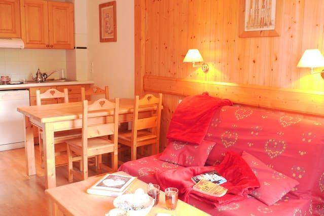 Casa de 37 m² de 1 habitación