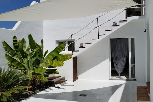 Atractivo apartamento en Tinajo