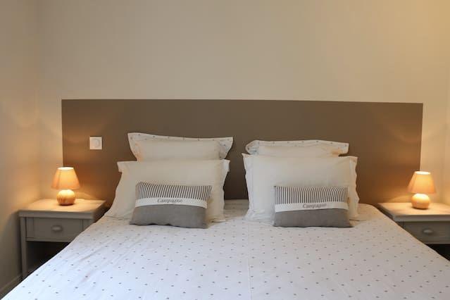 Piso de 55 m² de 2 habitaciones