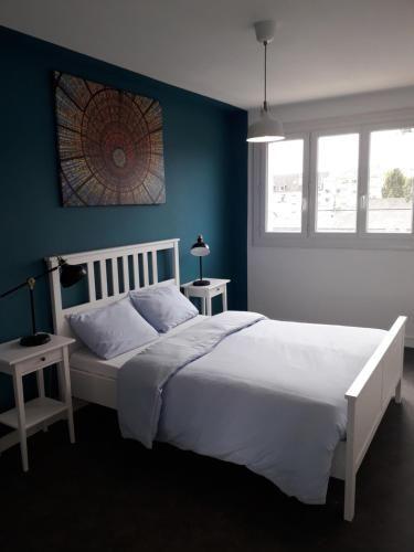 Apartamento con wi-fi en Laval