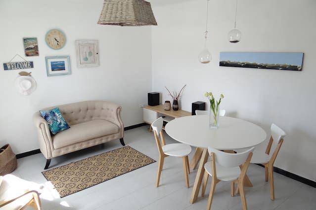 Vivienda en Playa honda de 2 habitaciones