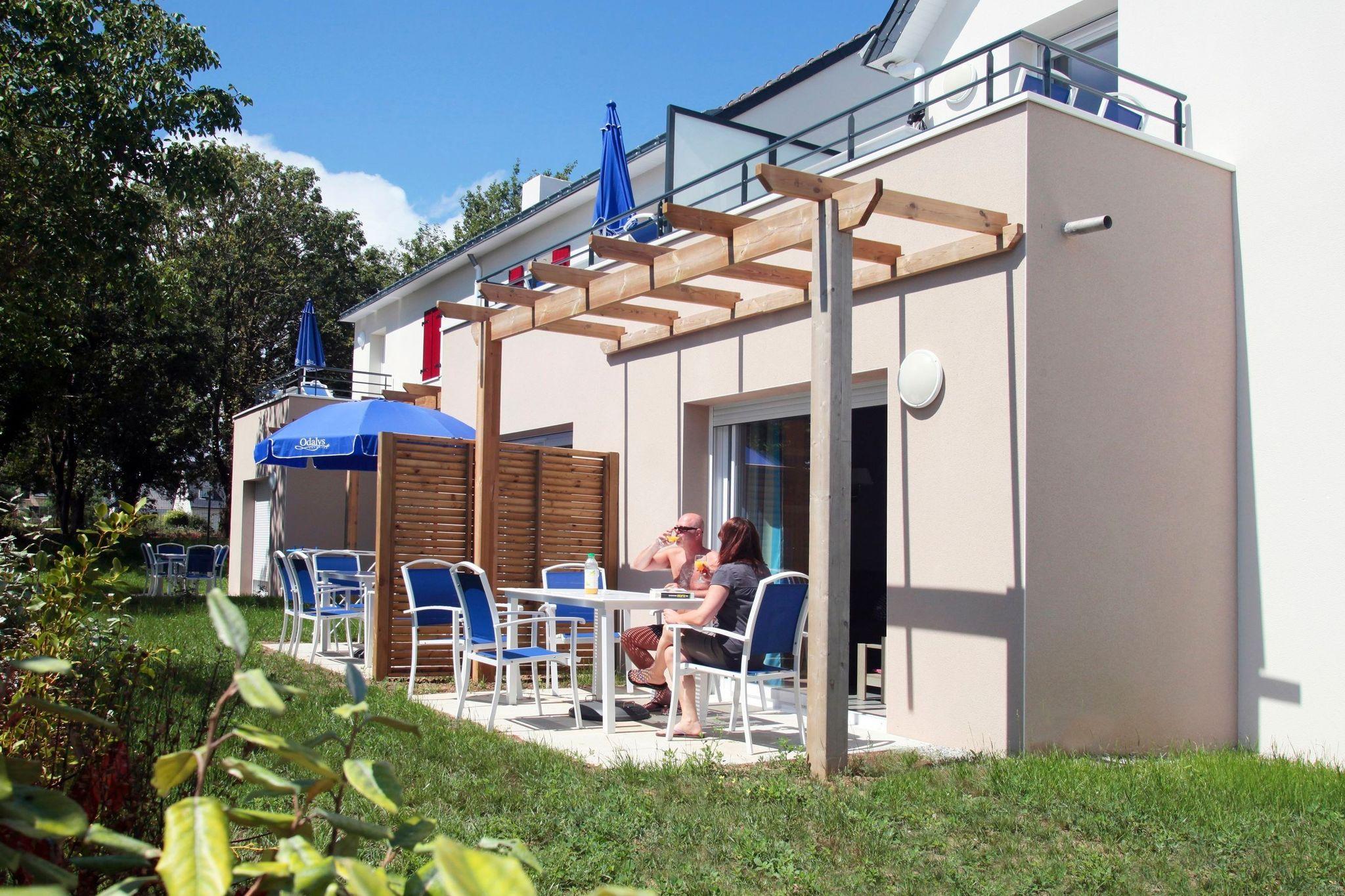 Hébergement à Baden avec 2 chambres