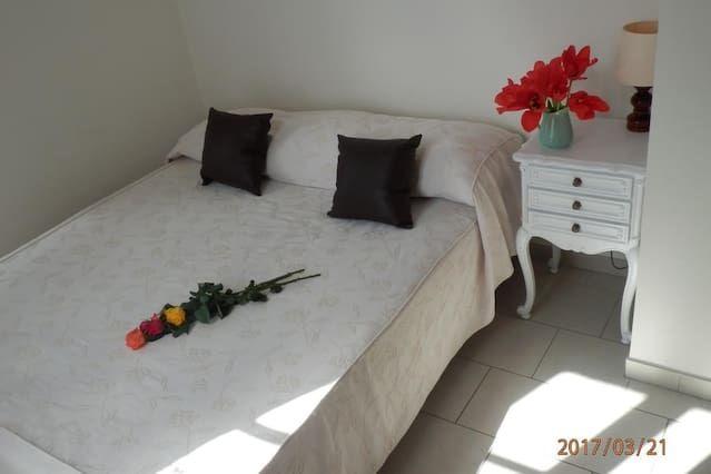 Logement familial avec 3 chambres