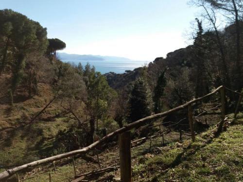 Alojamiento en Portofino con parking incluído