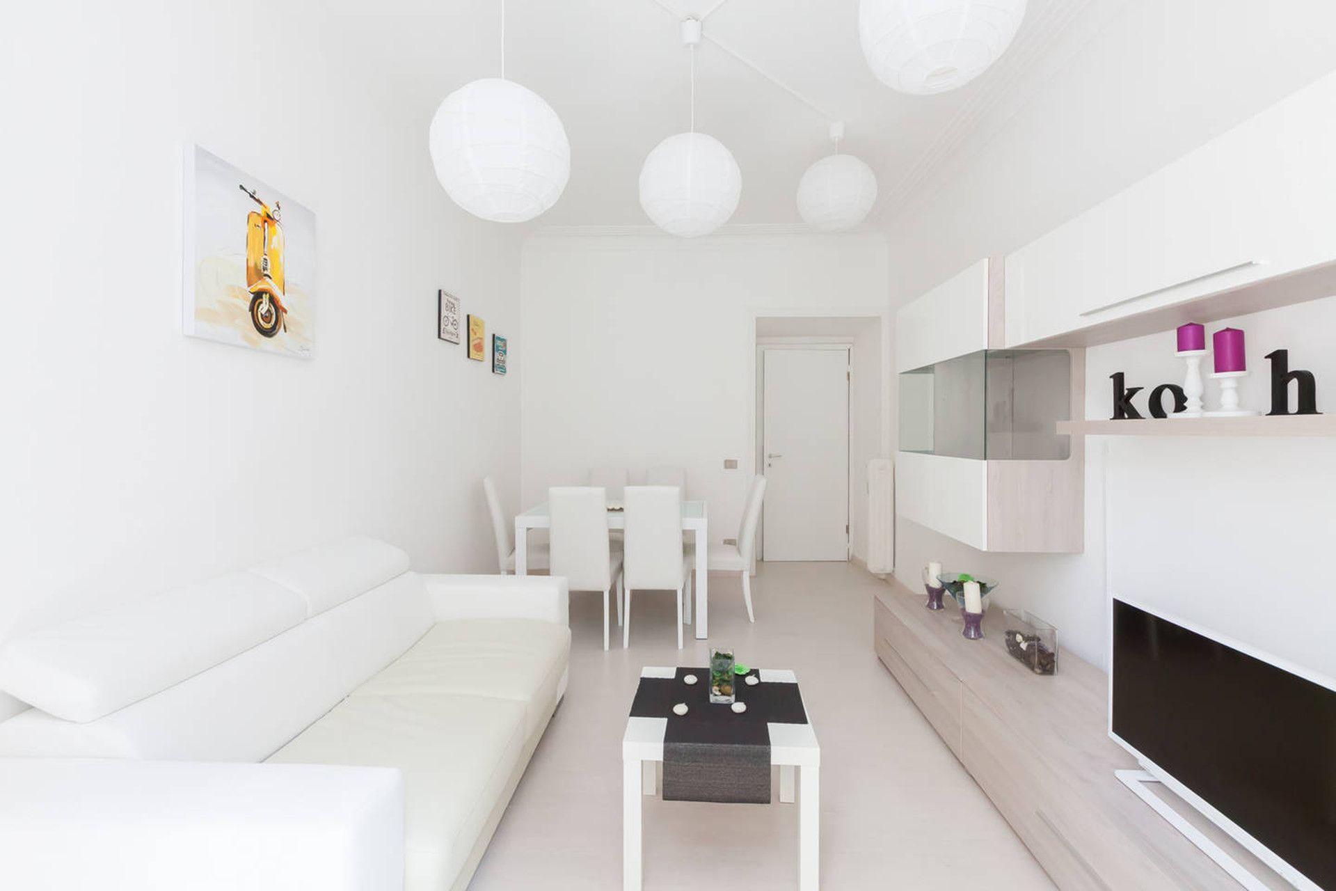 Unique tourist apartment of 2 rooms in Rome