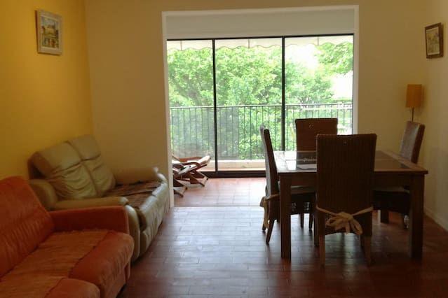 Hébergement attractif avec 1 chambre