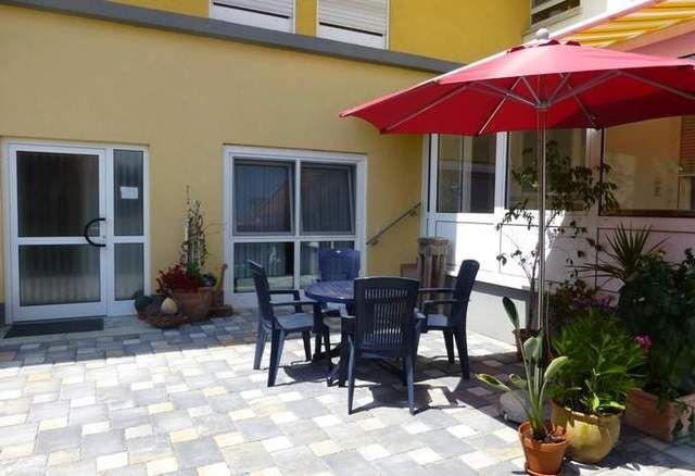 Habitation à 1 chambre avec balcon