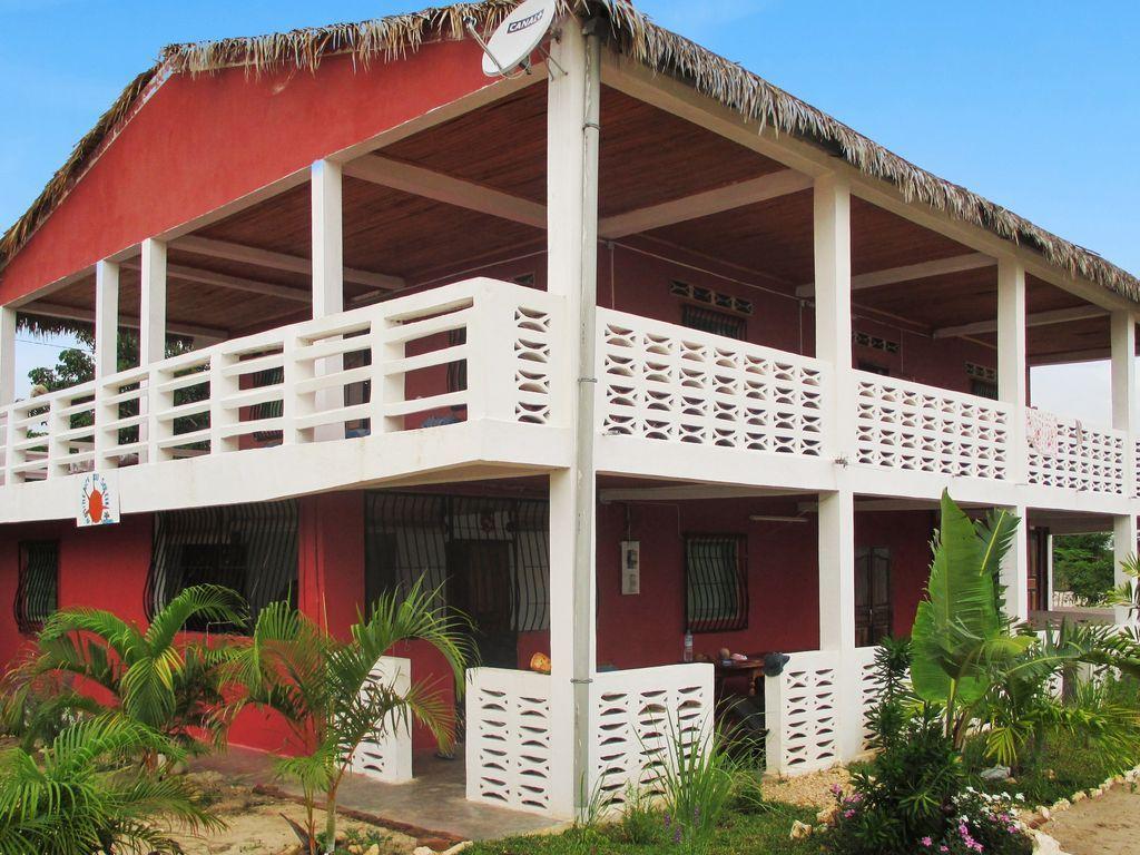 Alojamiento en Mahajanga para 8 personas