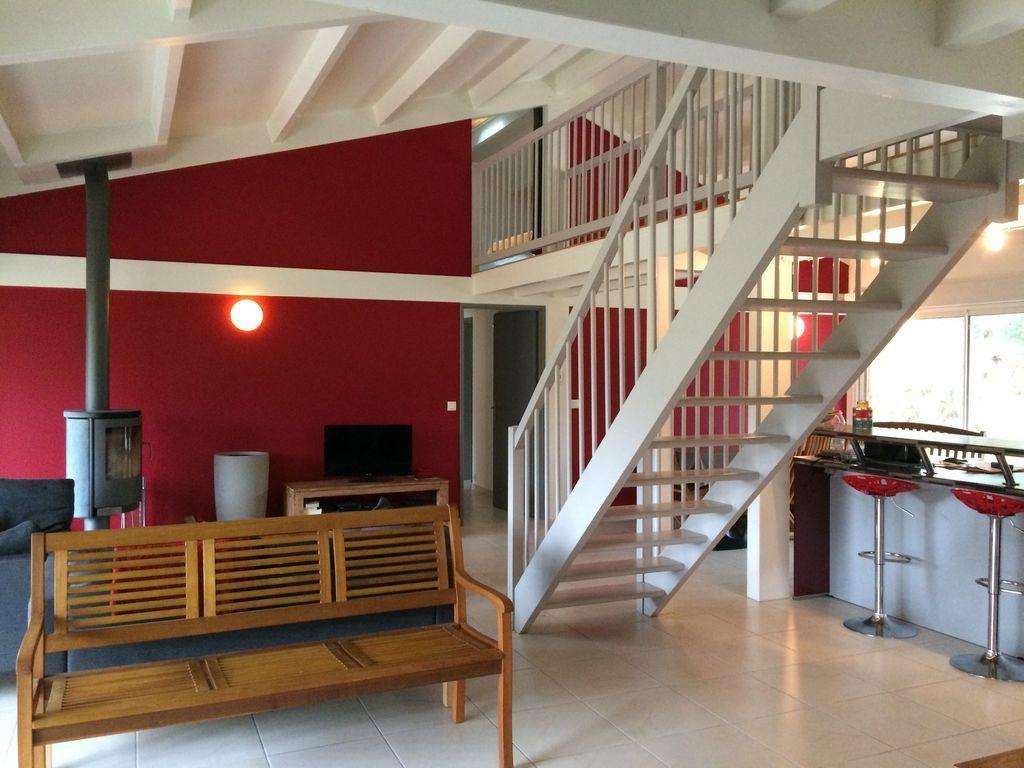 Residencia de 150 m² con jardín