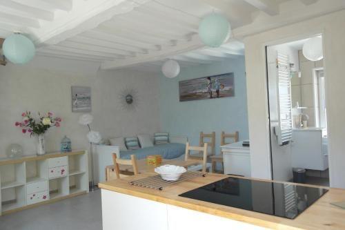 Alojamiento de 1 habitación en Luc-sur-mer