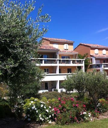 Alojamiento de 3 habitaciones en Cannes