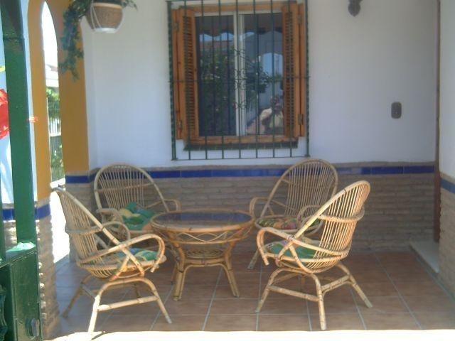 Casa de 100 m2 de 2 dormitorios en Matalascañas