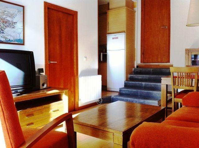 Apartamento atractivo en sierra nevada con balcón y calefacción
