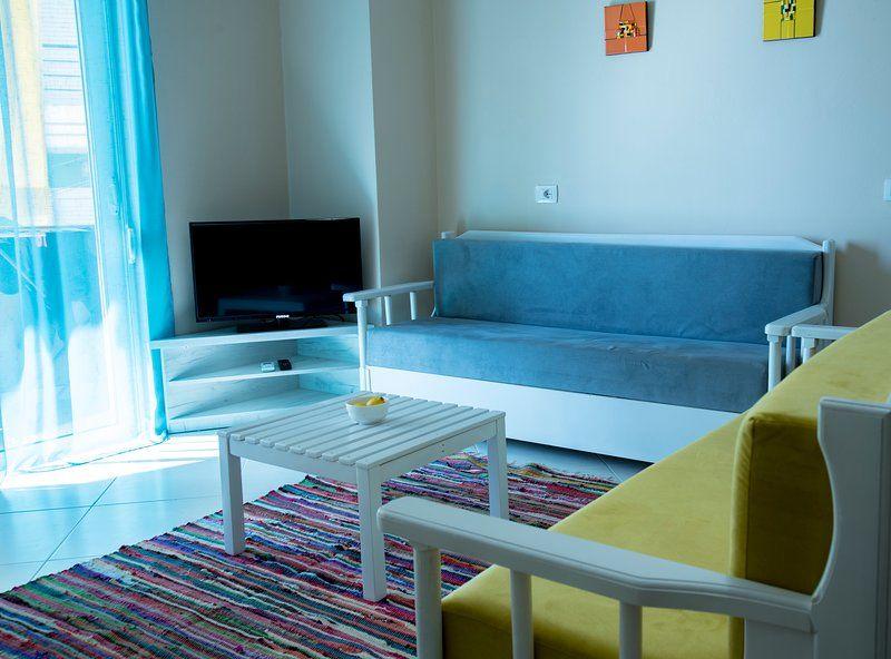 Apartment in Saranda for 4 guests
