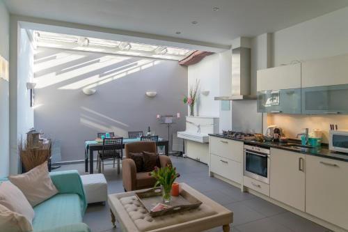 Apartment mit 1 Zimmer in Haarlem