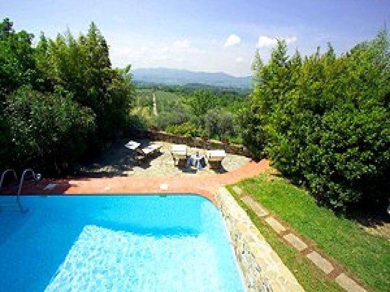 Villa en Reggello, Florencia, Toscana, Italia